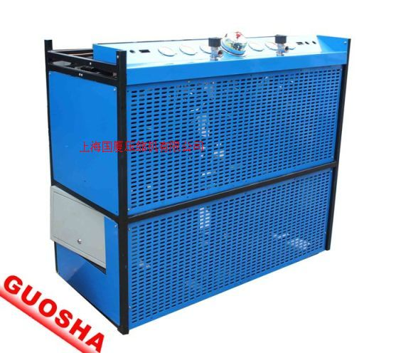 压力容器气压试验检测大型高压空气压缩机
