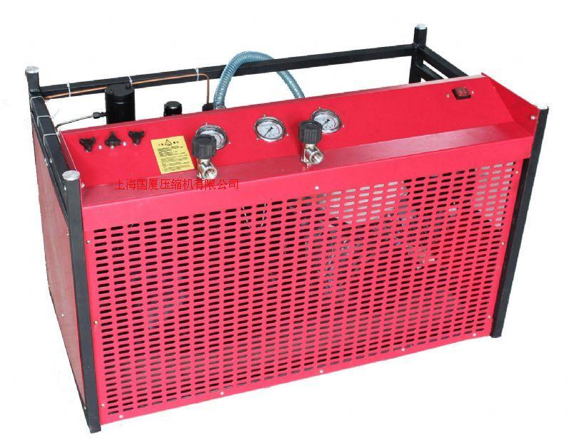 100公斤壓力氣密性檢測高壓空氣壓縮機