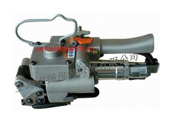 江苏CMV-19气动打包机=上海戈扬包装=天津气动塑钢带打包