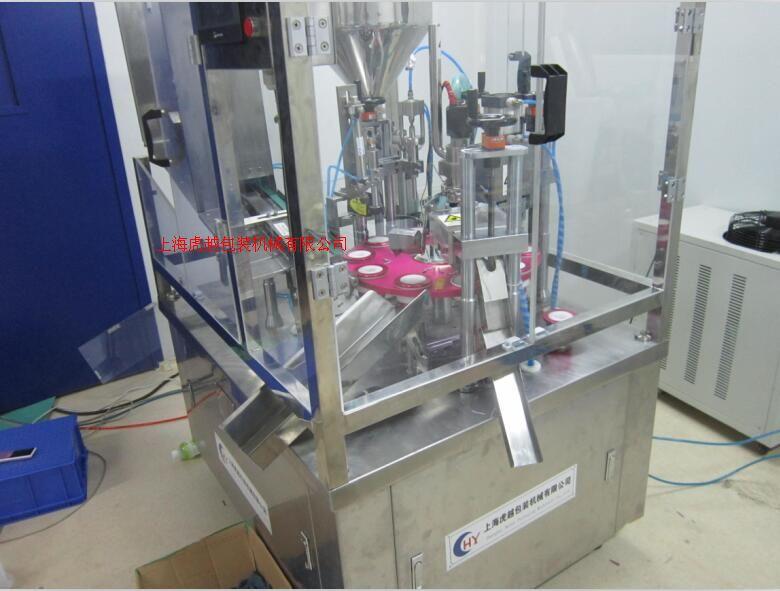 上海膏體灌裝機