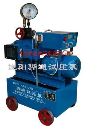 Z2DSY型試壓泵
