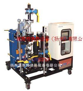高效水-水板式换热机组
