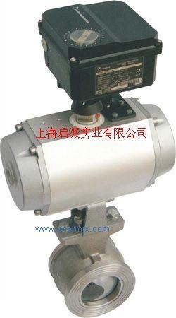 上海古德气动阀、气动球阀、电动球阀