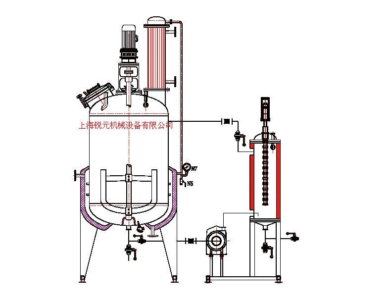 逆流循环多罐超声波提浓缩机组