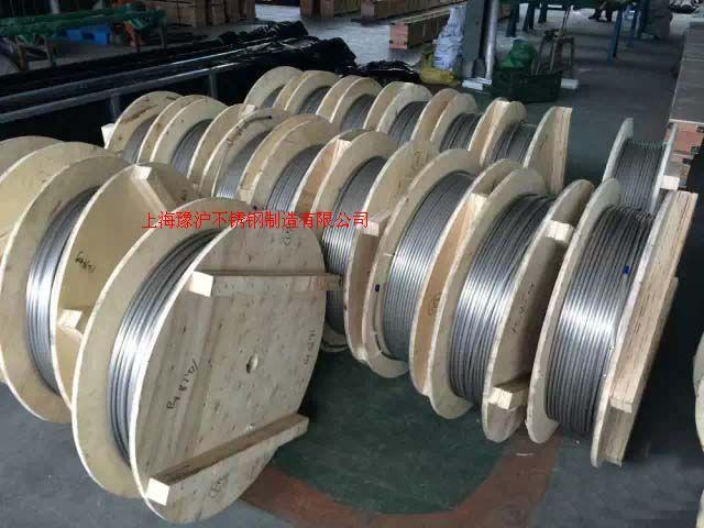 不锈钢无缝盘管蒙乃尔合金: Monel400