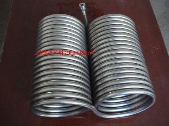 不銹鋼雙相盤管2205、2507