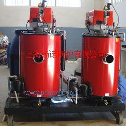 100kg/h全自動燃油蒸汽鍋爐