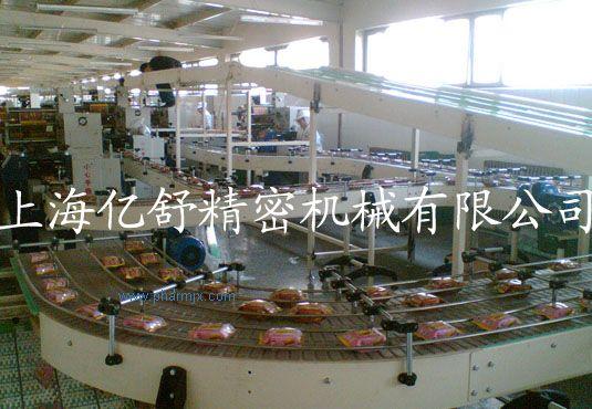 上海鏈板輸送線