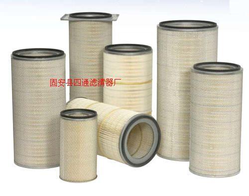 供應焊接煙塵專用濾筒 焊接煙塵專用濾筒