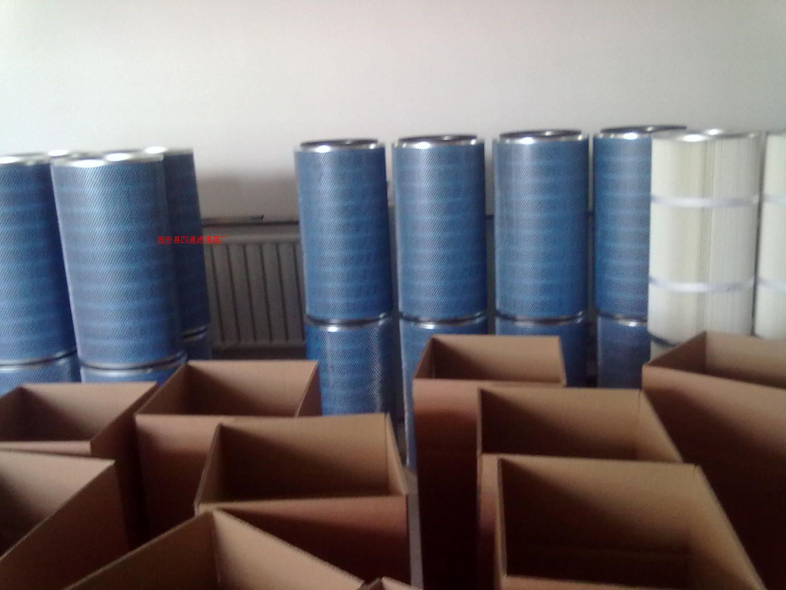 大量批發型材預處理線專用濾筒