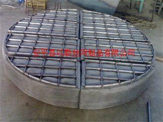 316L/304不銹鋼絲網除霧器脫硫除沫器(上裝式/下裝式)