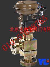 進口氣動薄膜高壓調節閥