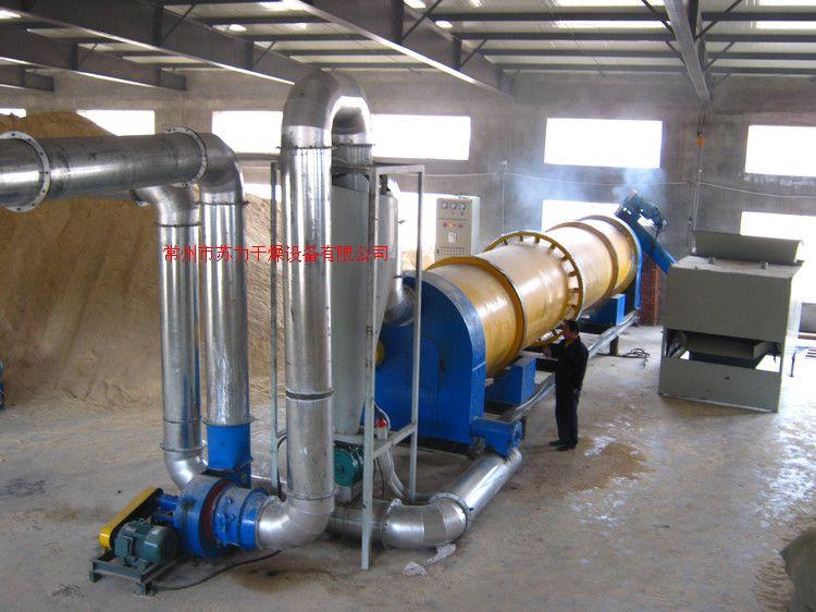 生物质燃料干燥机