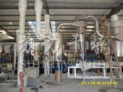 水磨钾长石粉干燥机
