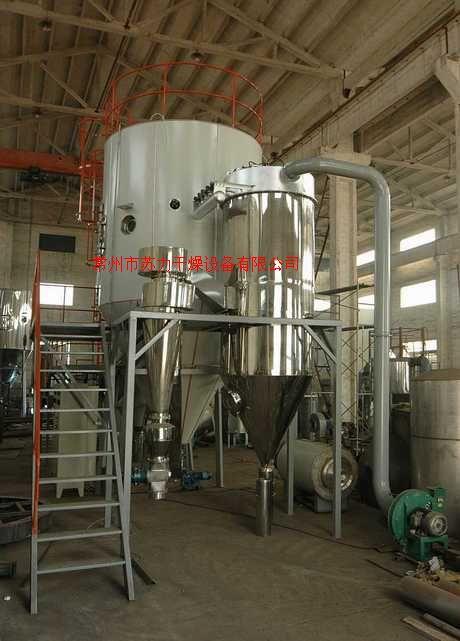 LPG-100离心喷雾干燥机
