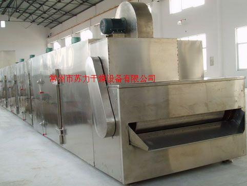 DW-1.2-10單層帶式干燥機