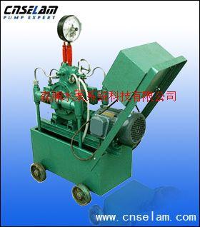 森瀾供應4DSY-10電動試壓泵