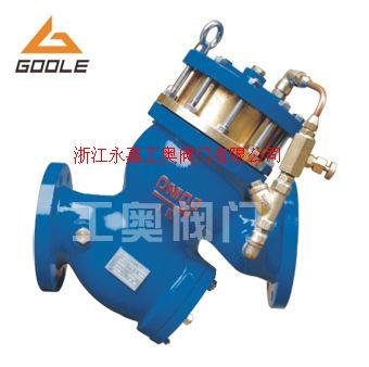 YQ98009型過濾活塞式定比減壓閥