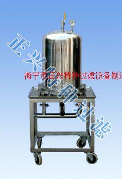 藥用過濾器(無滲漏板框過濾器)