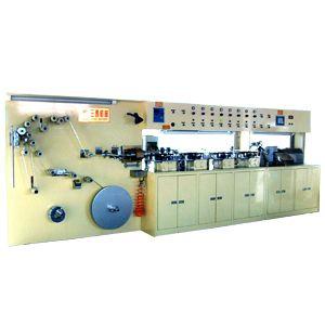 鋁塑復合軟管制管機B&;#8226;GLS-II