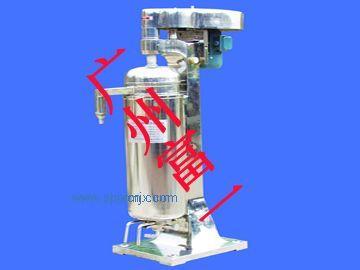GQLB食品行业用管式澄清分离机
