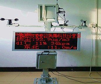 揚塵噪聲監系統