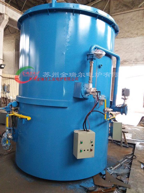 燃氣式井式爐,天然氣井式爐,金瑞爾工業爐