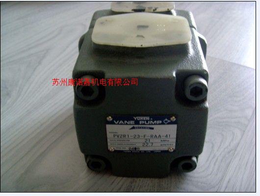 现货YUKEN叶片泵PV2R1-19-F-RAA