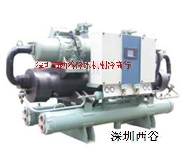 矿井冷水机