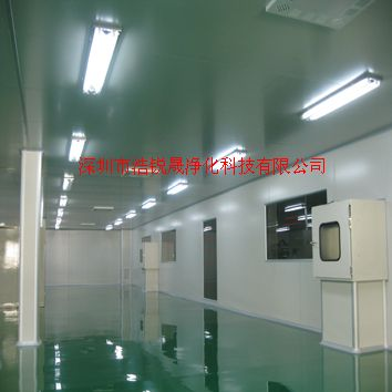 LED洁净室设计,千级无尘室规划