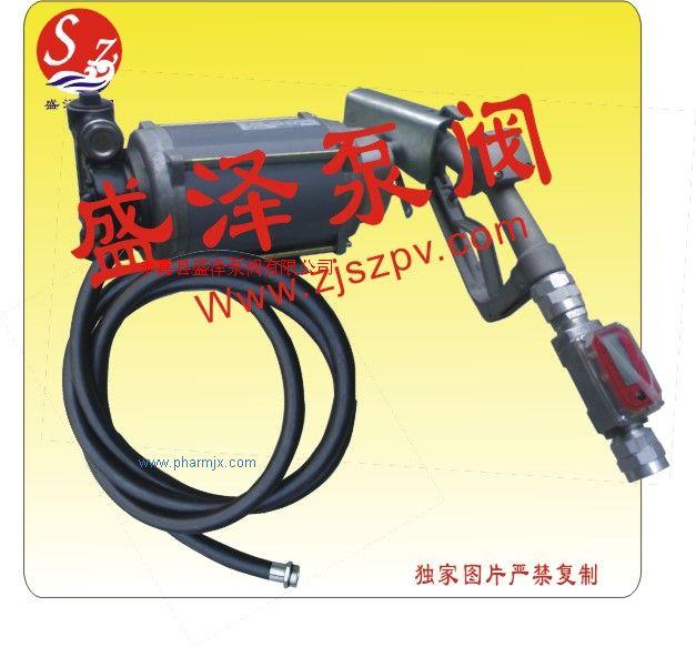 盛澤泵閥防爆電動油泵