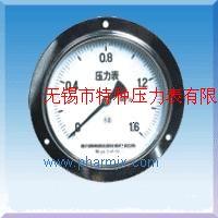 普通壓力表Y-50/Y60/Y100/Y150