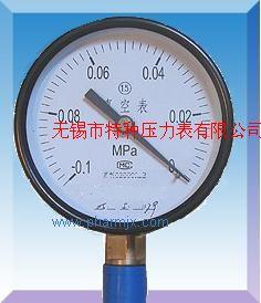 真空压力表Z-50/Z60/Z100/Z150