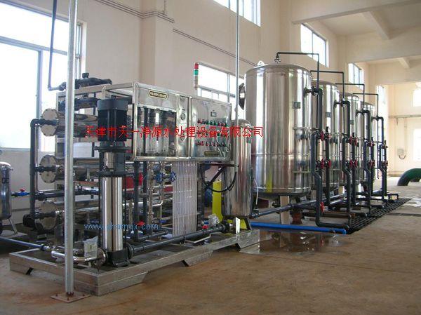 6t/h工業反滲透設備