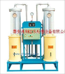 zfl全自動納離子交換器中小型軟化水處理設備