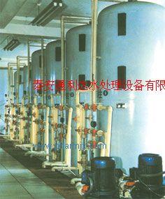 山東工業用水處理設備
