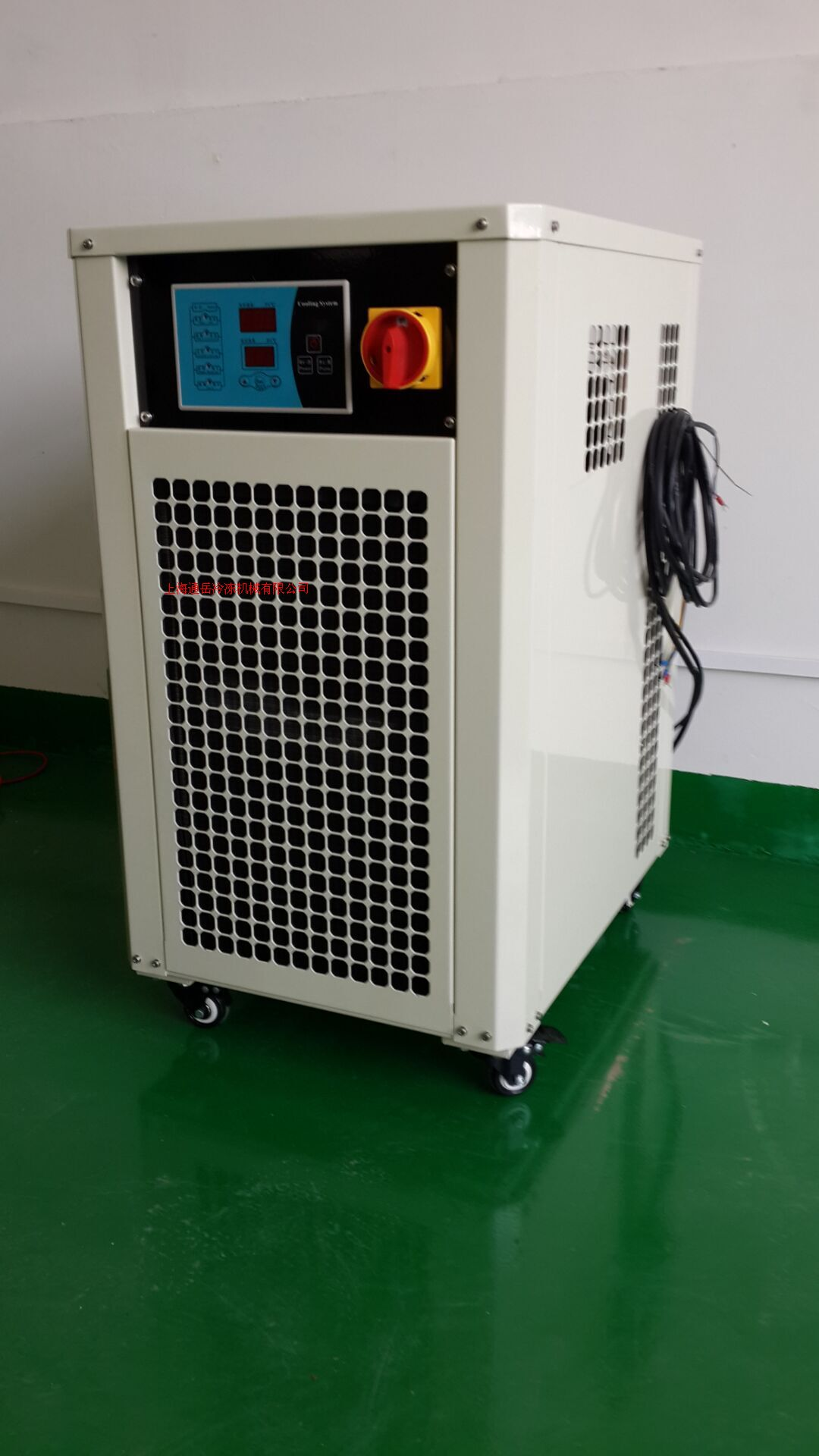 小型冷水机,工业制冷机组,薄膜专用冷水机