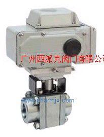 高压电动球阀Q941H-160LB