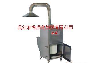 移動式濾筒捕塵器