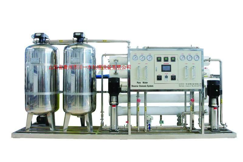 药典标准纯化水设备医药全自动纯化水处理设备