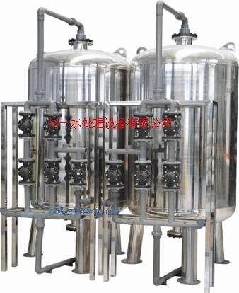 软化水设备机组