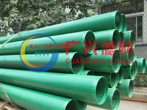 空调井用滤水管,绕丝管、花管