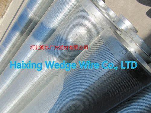 绕丝筛管地热井用滤水管地温空调井用滤水管