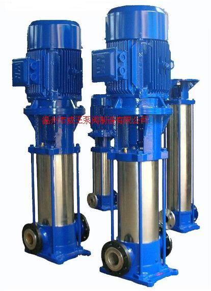 GDLF型不銹鋼多級離心泵