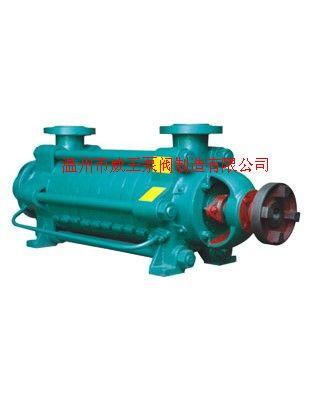 D、DG型臥式多級離心泵
