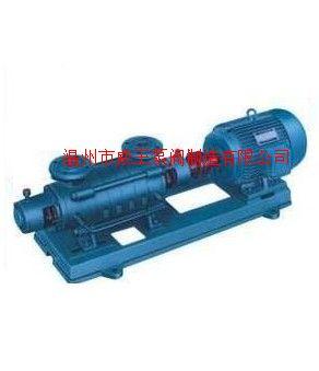 GC系列多級鍋爐給水泵
