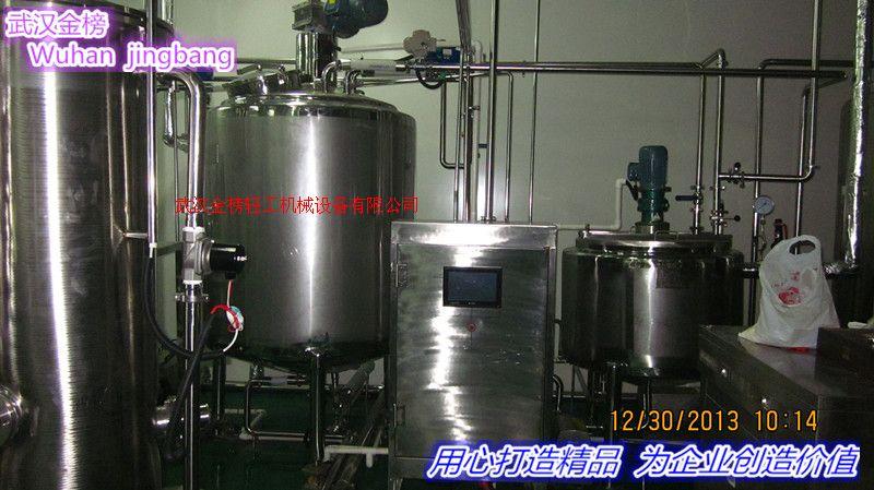 武汉金榜正锥型提取罐    武汉直筒多功能提取罐、