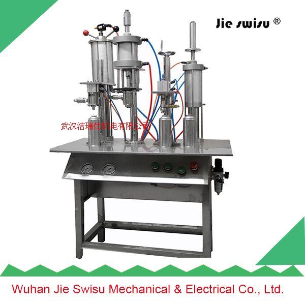 水性涂料油墨灌裝機 湖北武漢機械設備制造專家