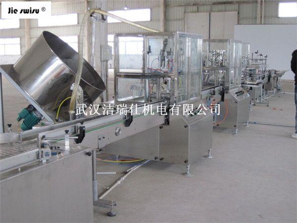 聚氨酯泡沫填缝剂灌装设备 发泡胶灌装生产设备