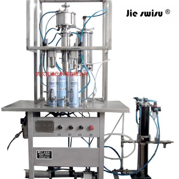 自噴漆灌裝機械 自噴漆灌裝流水線 自噴漆灌裝成套設備